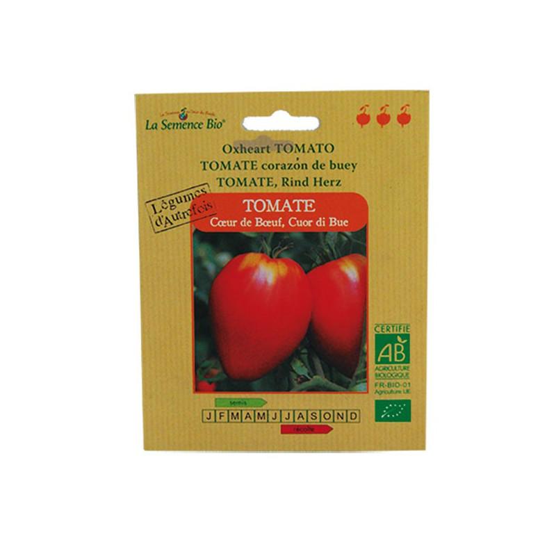La Semence Bio - Tomate coeur de boeuf