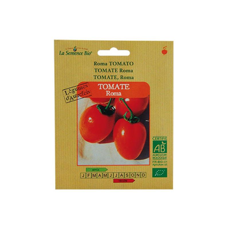La Semence Bio - Tomate Roma