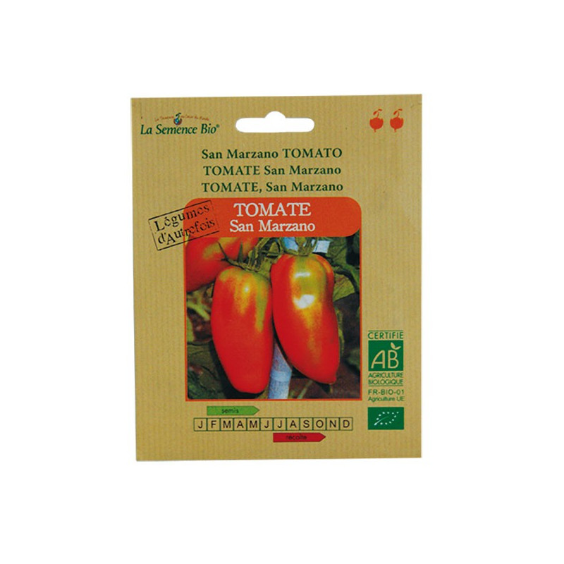 La Semence Bio - Tomate san marzano