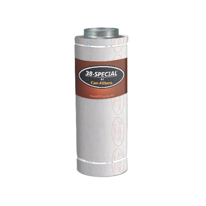 Filtre à charbon actifs , 38 SPECIAL 200mm (1000 à 1500m3/h) , Can Filters