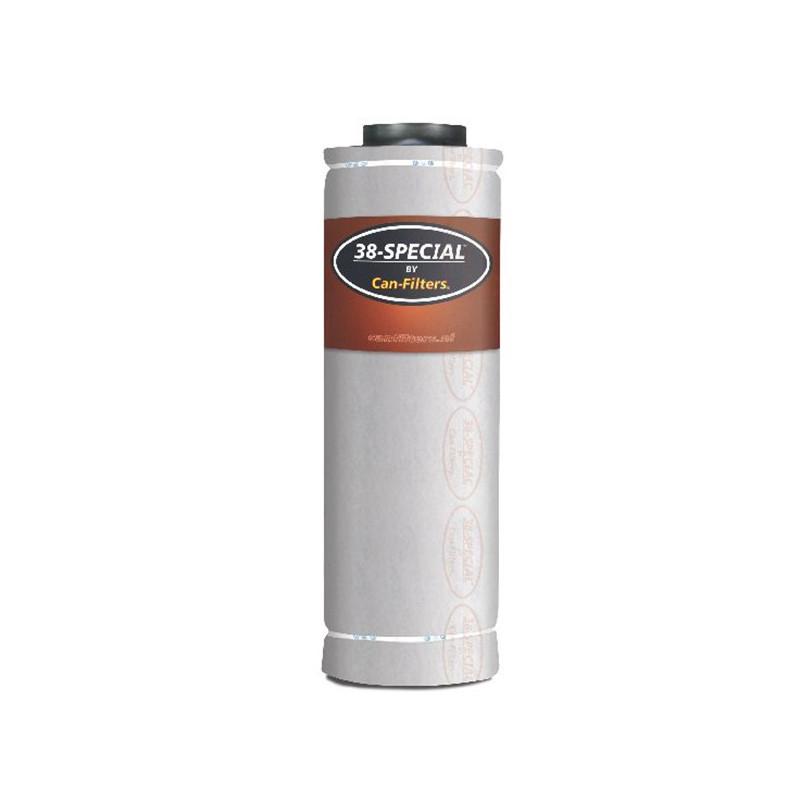 Filtre à charbon actifs , 38 SPECIAL 250mm (1700 à 2500m3/h) , Can Filters