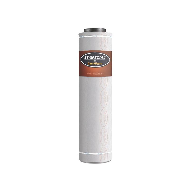 Filtre à charbon actifs 38 SPECIAL 315mm (1700 à 2500m3/h) - Can Filters