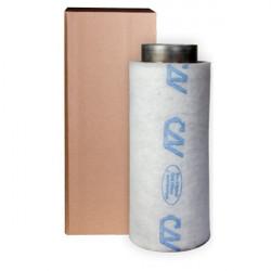 filtre à charbon actifs CAN-LITE 600 600m3/h flange 150mm