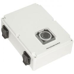 DAVIN timer relais ECO 8 lampes x600W + chauffage