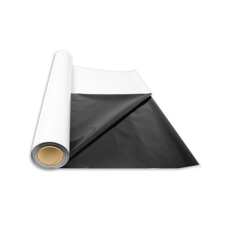 SuperPlant bâche noire/blanche (épaisseur 85 mµ) 2 m x 30 m (rouleau)