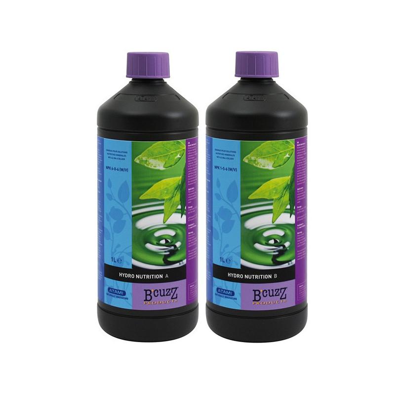 engrais ATAMI Hydro A+B 1L , croissance et floraison