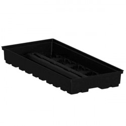 TRAY PLATINIUM SERIE 40 X 90 , table de culture , 10 pots de 15x15 ,3,4 litres