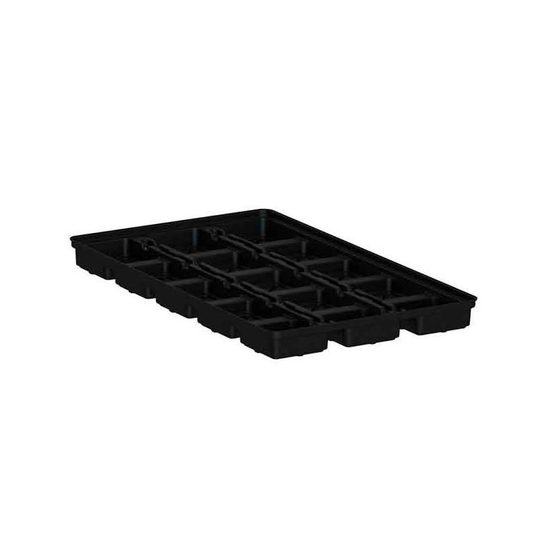 TRAY PLATINIUM SERIE 60 X 110 , table de culture pour 15 pots de 18x18 6 LITRES