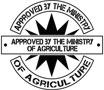 Homologué par le ministère de l'agriculture
