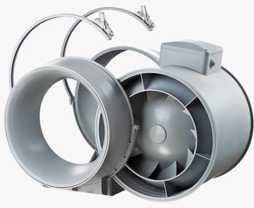 montage TTU ventilation