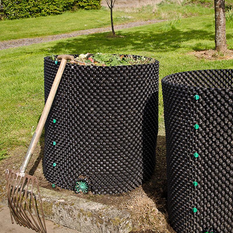 Air pot compost air