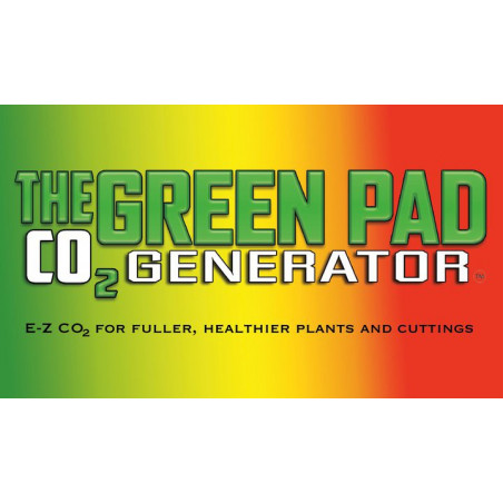 Green Pad CO 2 Generator